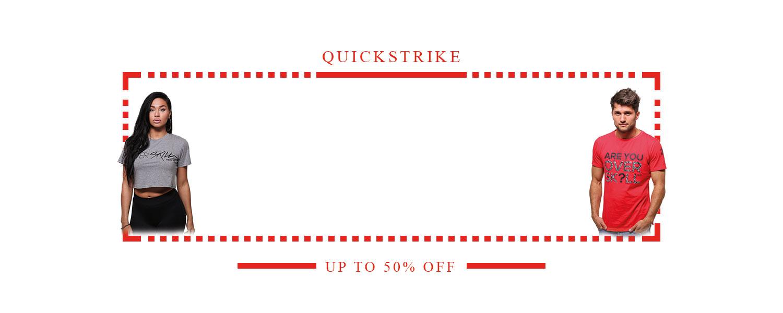 Quickstrike Sale